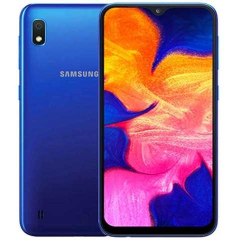 Смартфон Samsung Galaxy A10 SM-A105F 32GB Blue (Синий)