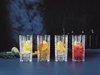 SQUARE - Набор высоких стаканов 4 шт 445 мл бессвинцовый хрусталь