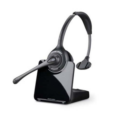 Plantronics CS510 (Over-the-head) —  (DECT) гарнитура для стационарного телефона