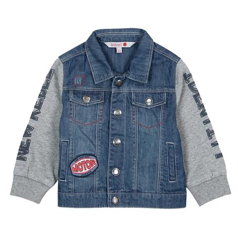 Куртка Boboli детская джинсовая Motor