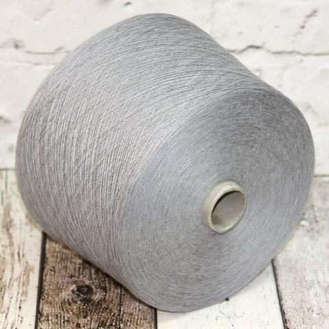 Меринос экстрафайн 2/48 LANEROSSI AMICO TECK жемчужно-серый меланж