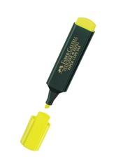 Textmarker sarı 48 Textliner Faber Castell