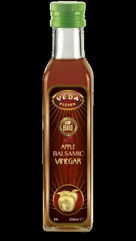 Уксус бальзамический яблочный органический 5 %