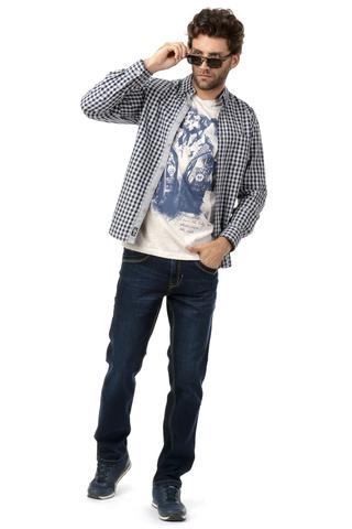 Рубашка мужская  M722-18D-51CS