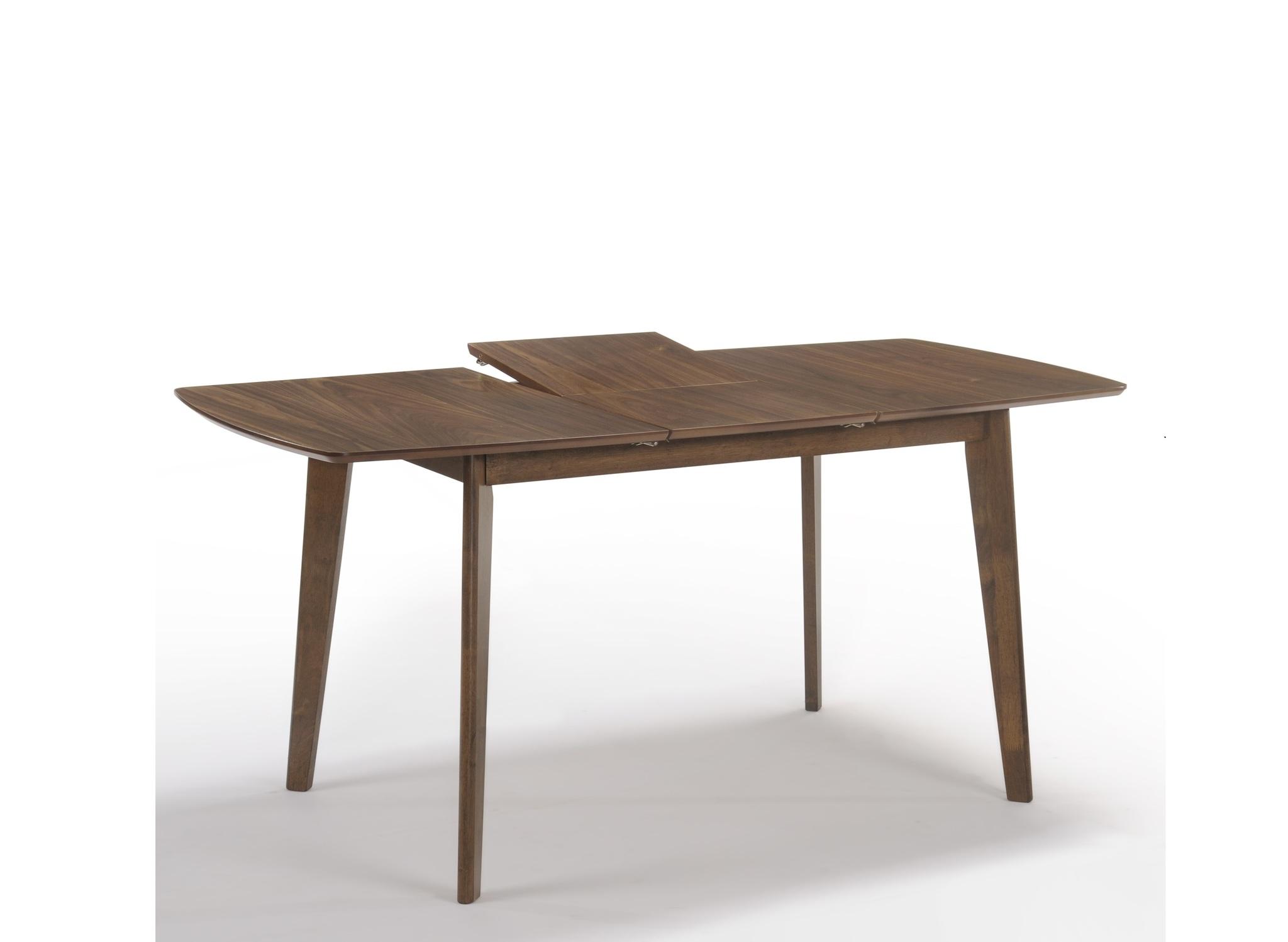 Стол обеденный AVANTI MOROCCO (120) WALNUT (орех) раскладной