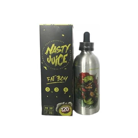 Nasty Juice  (clone) - Fat boy 120 мл