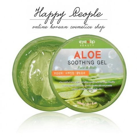 EYENLIP Гель для тела с  экстрактом алое Aloe Soothing Gel 300ml