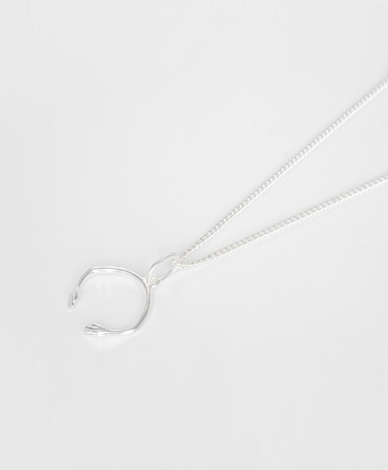 Подвеска White Nights Necklace silver