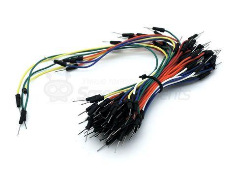 Набор проводов 65 шт, 12-24 см,