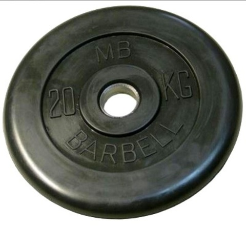Диск Barbell MB 1.25 кг (26 мм)