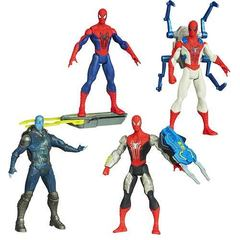 The Amazing Spider-Man 2 Spider Strike 3.75
