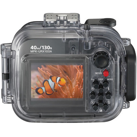 Подводный бокс Sony Waterproof Case MPK-URX100A
