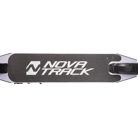 Электросамокат Novatrack ESCOO BK/WT 9