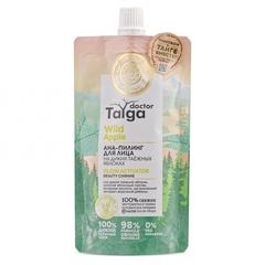 АНА-пилинг для лица Beauty сияние Doctor Taiga Natura Siberica