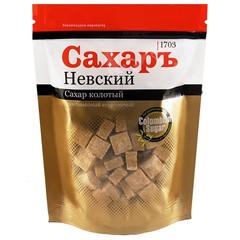 Сахар кусковой колотый Сахаръ Невский тростниковый 420 г