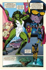 История вселенной Marvel №4