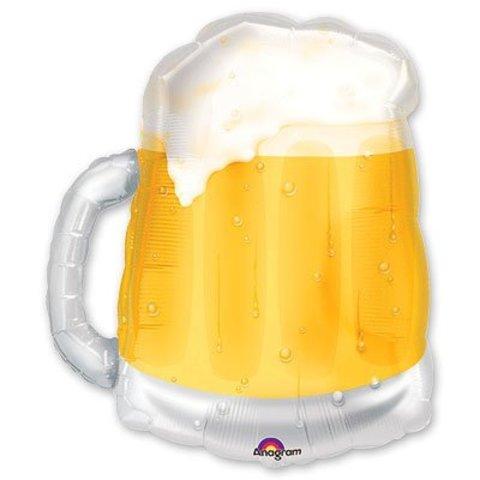 Фольгированный шар Кружка пива