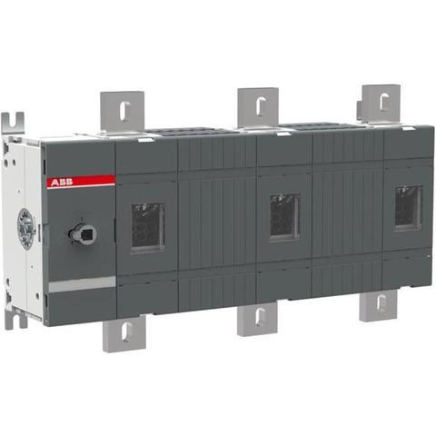 Выключатель нагрузки-рубильник до 1250 A, 3-полюсный OT1250E03W8. ABB. 1SCA022871R8460