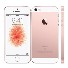 Apple iPhone SE 16GB Rose Gold - Розовое Золото