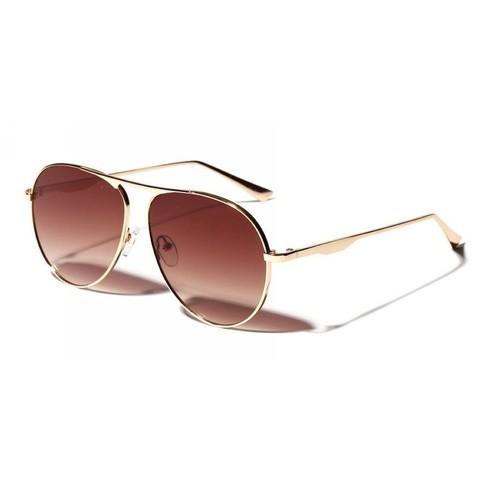 Солнцезащитные очки 1169003s Коричневый - фото
