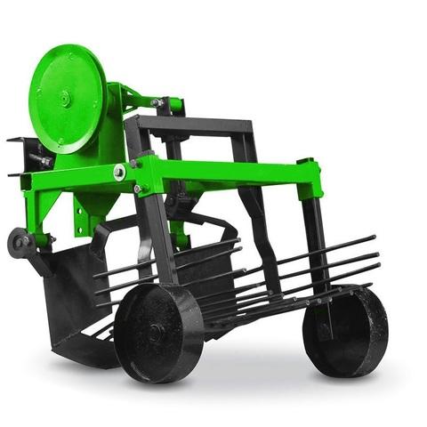 Картофелекопалка грохотная Kerland КМ1080 для мотоблока с воздушным охлаждением