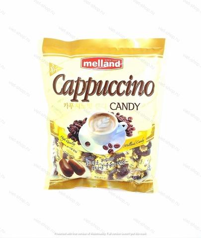 Карамель со вкусом капучино «New Cappuccino candy» Melland, Корея 300 гр.