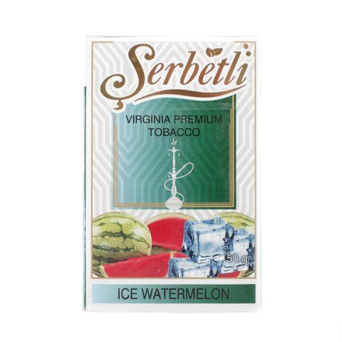 Табак для кальяна Serbetli Ice Watermelon 50 гр