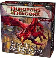 D&D – Wrath of Ashardalon Board Game / Гнев Ашардалона