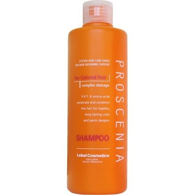 Lebel Proscenia: Шампунь для окрашенных волос Proscenia (Proscenia Shampoo), 300мл/1л