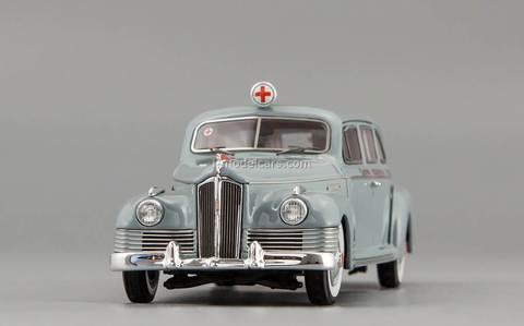 ZIS-110 Ambulance Moscow 1949 L.e. 72 pcs. DIP 1:43