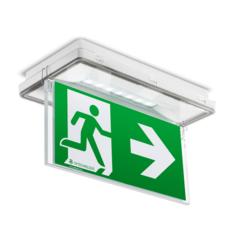 Указатель эвакуационных выходов и путей эвакуации IP65 ONTEC-S-E1 FLAG TM Technologie