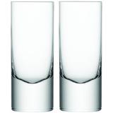 Набор из 2 высоких стаканов для коктейлей хайболов Boris 360 мл LSA International G008-12-992 | Купить в Москве, СПб и с доставкой по всей России | Интернет магазин www.Kitchen-Devices.ru