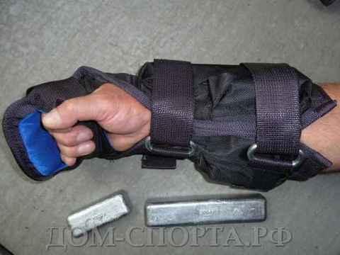 Печатки-утяжелители «Терминатор» 11,5 кг