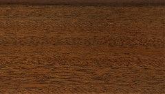 Шпонированный плинтус San Marco Мербау 80*16*2500