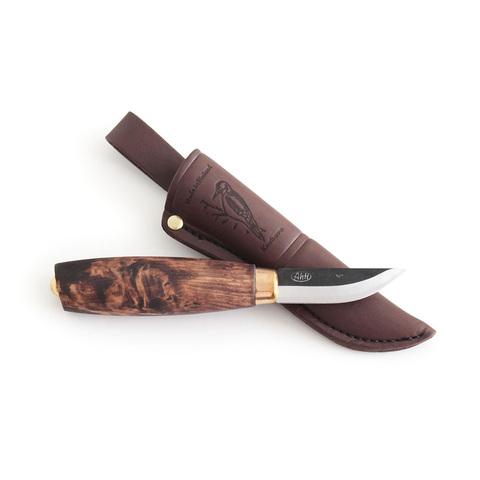 Нож с фиксированным клинком Ahti 9610 Puukko Tikka
