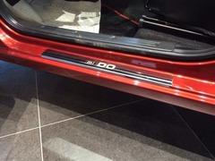 Накладки на пороги Datsun mi-DO 2015-