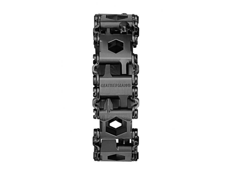 Браслет Leatherman Tread Black LT (узкий) (подарочная упаковка)