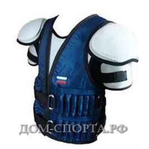 Жилет-утяжелитель «Хоккей» 13 кг размер 48-56