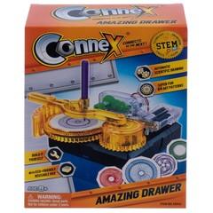 Набор научный Connex: игрушка-рисовальщик. Электронный конструктор (38842: Amazing Toys)