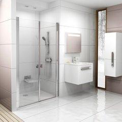 Душевая дверь Ravak Chrome CSD2-110 хром Transparent
