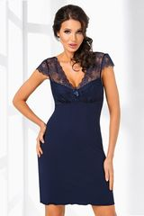 Hana nightdress Dark Blue