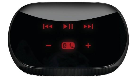 LOGITECH Mini Boombox Red