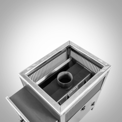 Печь банная ПБ-22 (4 мм.)