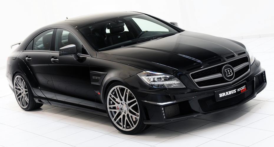 Обвес Brabus для Mercedes CLS 63 AMG  (C218)