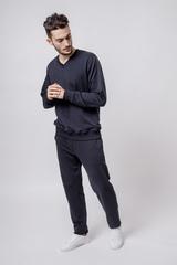 Комплект свитшот/брюки:муж. МОДЕЛЬ 1