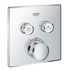 Термостат встраиваемый на 2 потребителя Grohe Grohtherm SmartControl 29124000 фото
