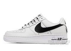 Кроссовки Nike Air Force 1 NBA White Black