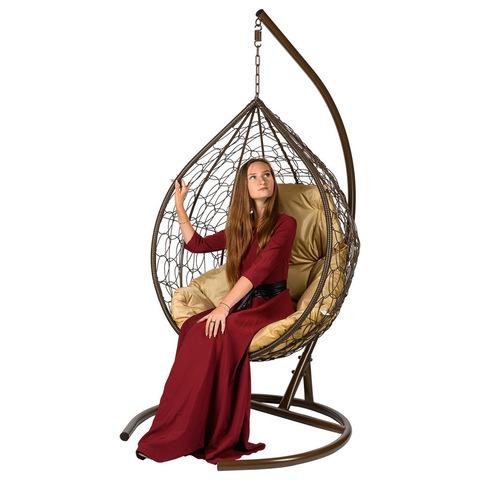 Подвесное кресло Tropica Brown