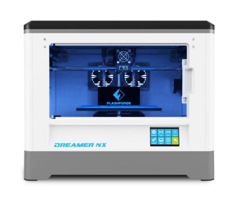 3D-принтер FlashForge Dreamer NX