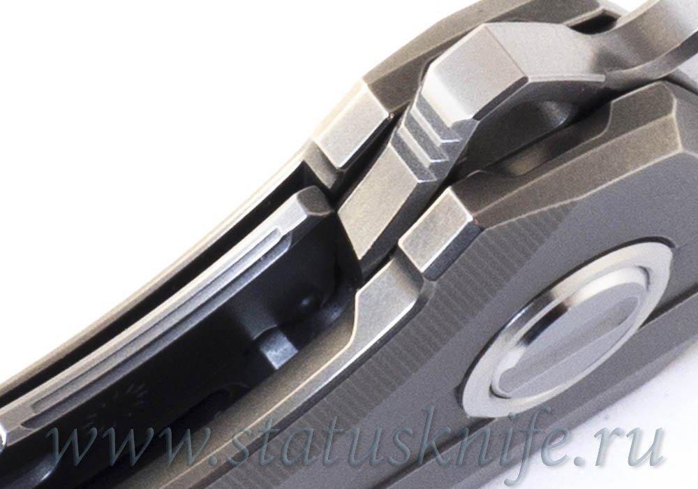 Нож Широгоров 111 Ti S90V Custom Division - фотография